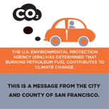 Message from the City and County of San Francisco